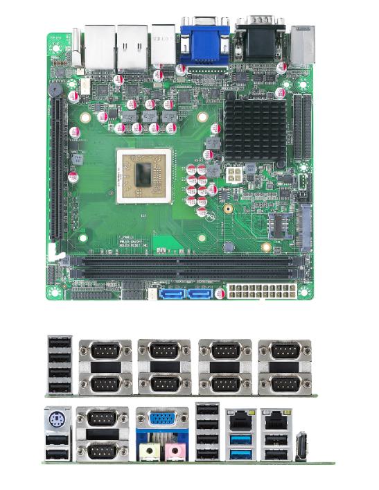 信步SV1-Z6826C智慧金融自助主板