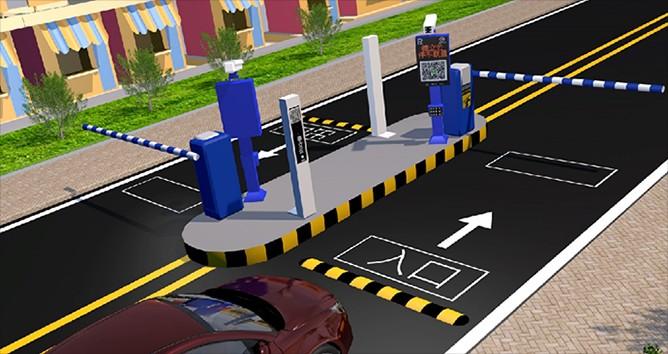 停车场出入口道闸万博官方网站manbetx基本需求