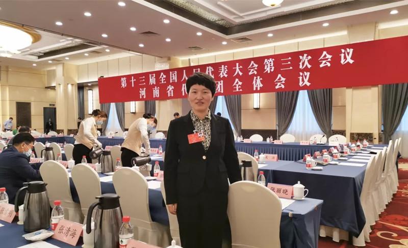 """全国人大代表王杜娟:制造业由大到强,答案就在""""三个转变""""中!"""