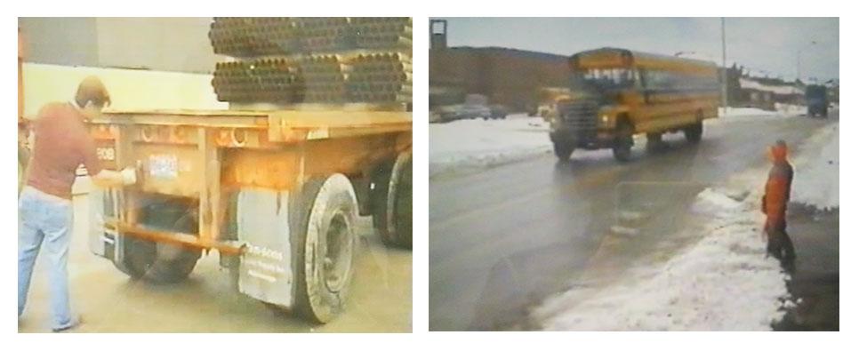 卡车安全行驶指南