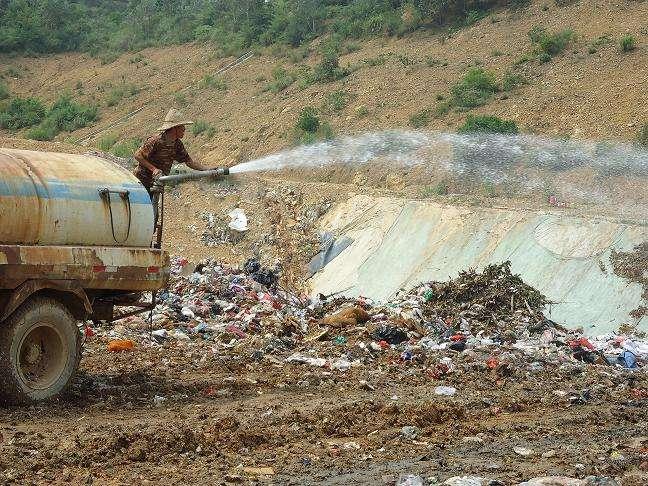 垃圾填埋场专用除臭剂
