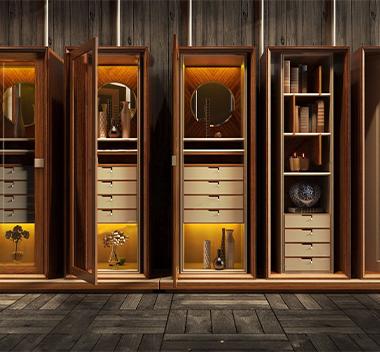 酒柜装饰柜3d模型