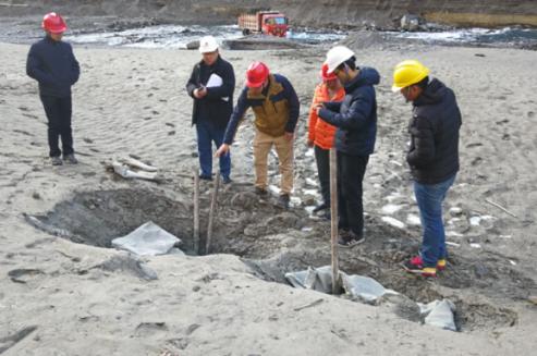 国如水电站项目智能灌浆系统应用