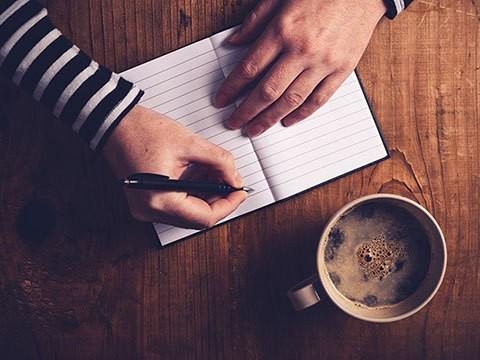 自我疗愈的小技巧:写作疗法