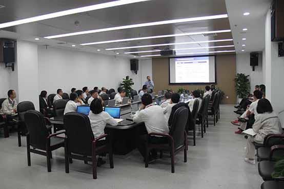 热烈祝贺中国中车某核心企业与汉捷合作的研发绩效管理咨询项目成功启动!