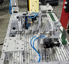 3D inspection of automated production line