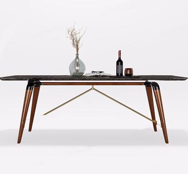 中国Mexarts漾美现代桌子3d模型