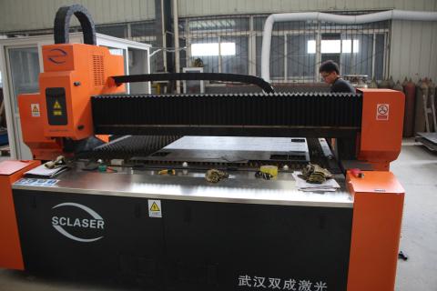 武汉双成激光切割机