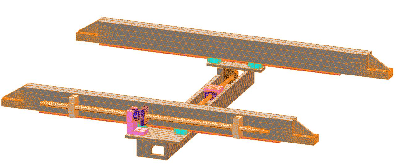 技术干货丨SolidWorksSimulation龙门架两轴模组设备分析