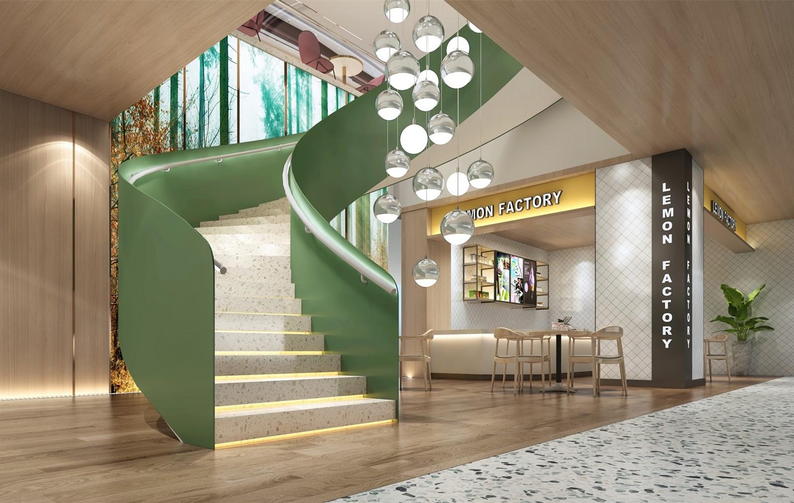 商业空间设计-深圳上梅林之卓悦汇小梅林
