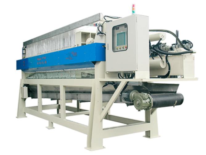 Passal Vacuum Drying Filter Press