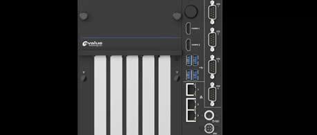 安勤可扩展无风扇工业电脑 为新基建提供稳定可靠的计算平台