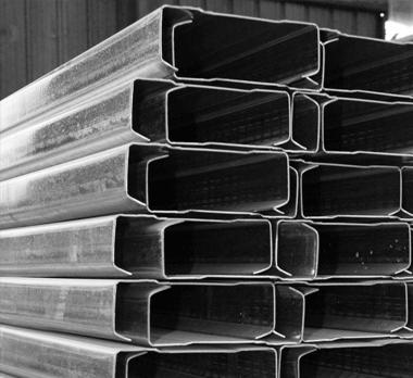 镀锌C型钢檀条为什么受欢迎