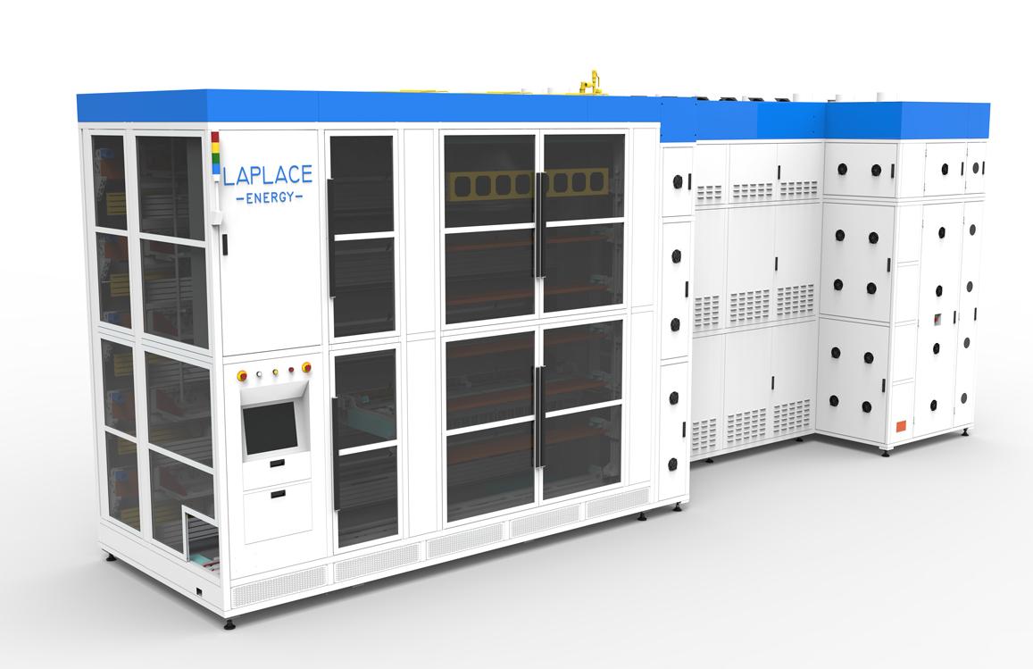 拉普拉斯低压水平磷扩散系统 LRP370/05