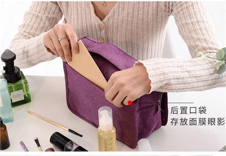 旅行出差便携洗漱包-化妆收纳袋
