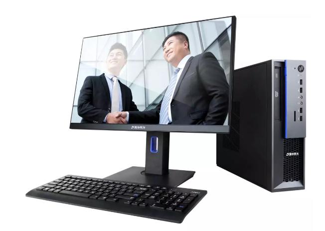 精致易用 同方高性能PC在您身边