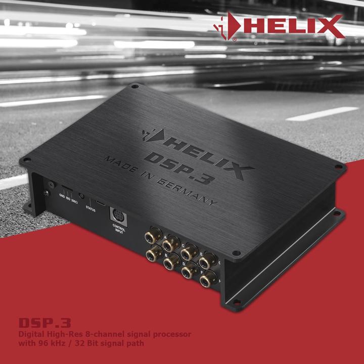 凯迪拉克XT5巧搭德国HELIX DSP.3处理器,演绎活色生香的魅力音质
