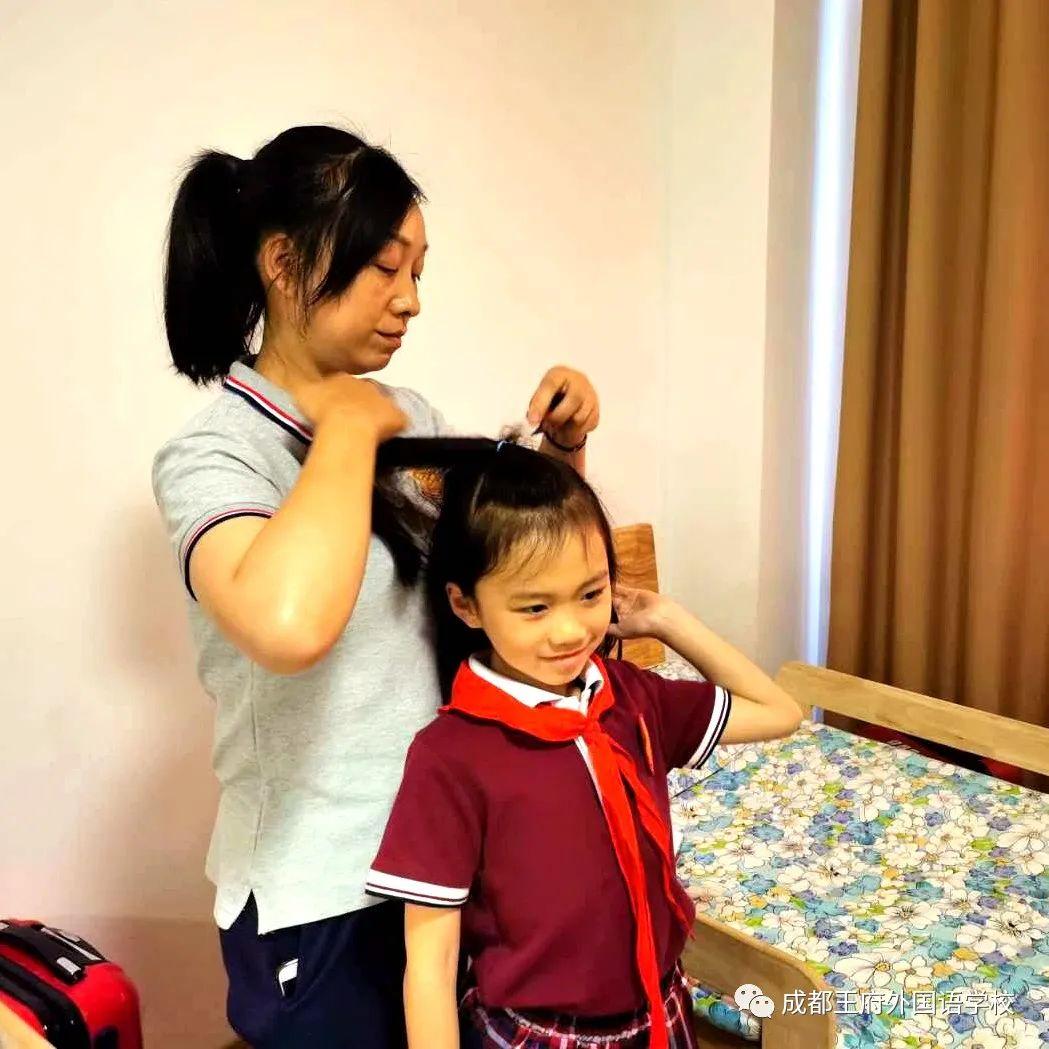 成都王府学生公寓,孩子另一个温馨的家