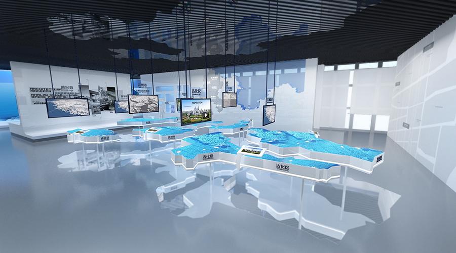 怎样做可以让展厅设计的方案更优质?