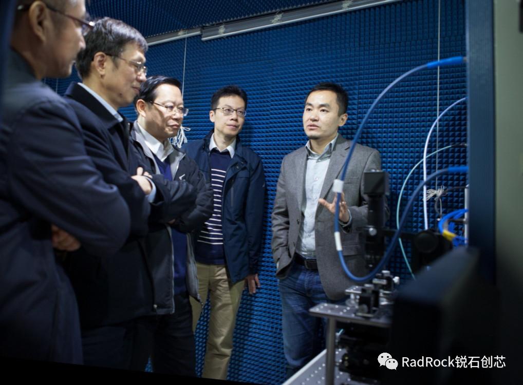 《面向5G终端的射频前端测试系统》成果顺利通过专家鉴定