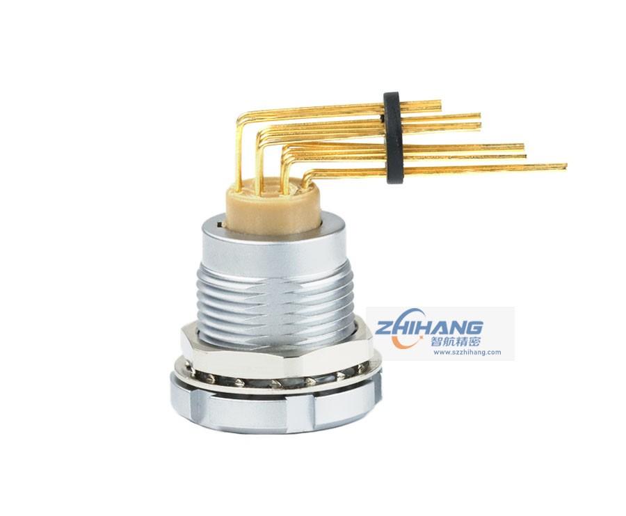 ZCG 90°弯针PCB板插座