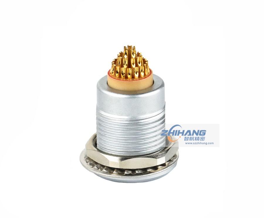 ZGG标准通用型插座(焊接针)