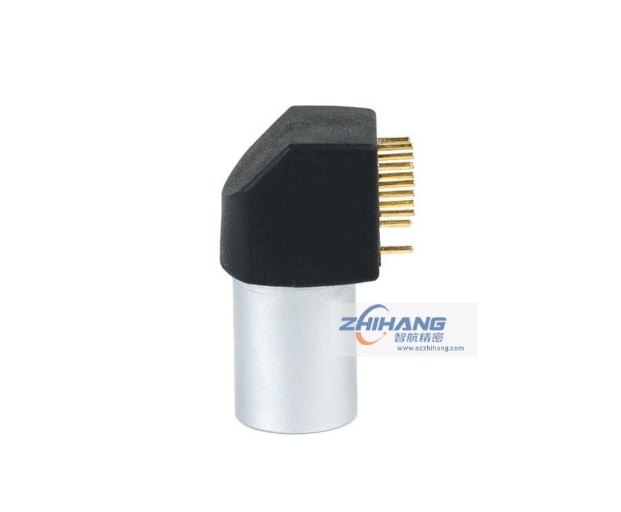 ZPG插座弯角式插座