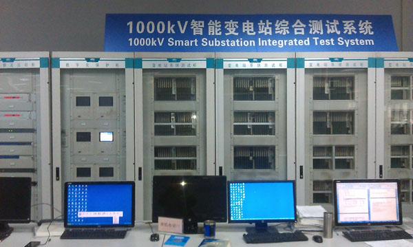 我公司61850产品在1000KV变电站投运,运行良好!