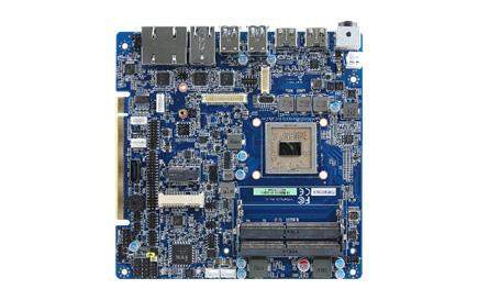 安勤 EMX-ZXEDP Mini-ITX 主板