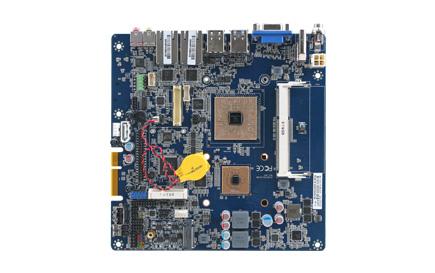 安勤 EMX-VX11P Mini-ITX 主板