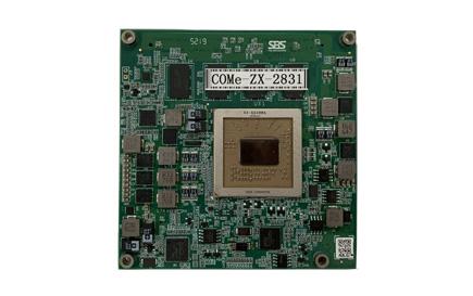 盛博 COMe-ZX-2831 COMe 模块