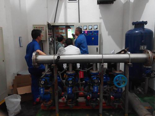 浅谈水泵维修泵房维护技术