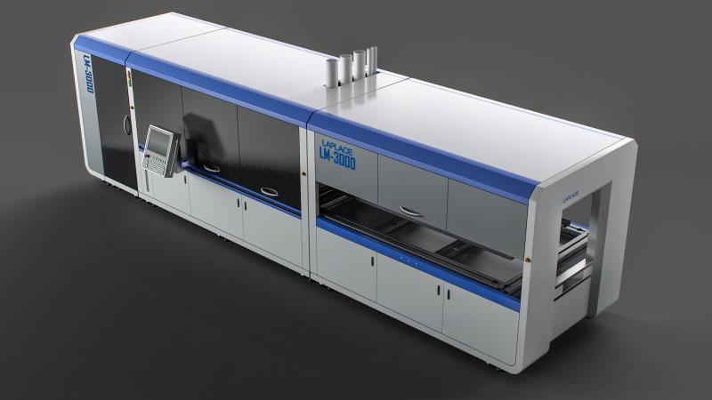 拉普拉斯多主栅焊接机 LMB3000/00