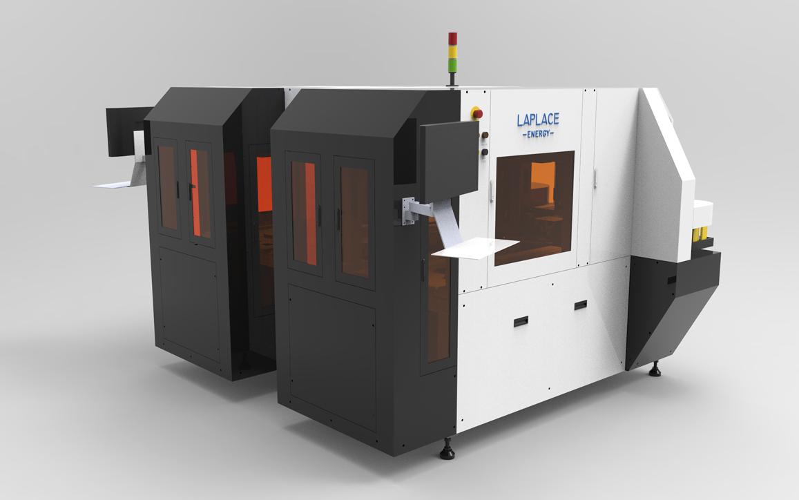 拉普拉斯激光切片机 LLS8000/00