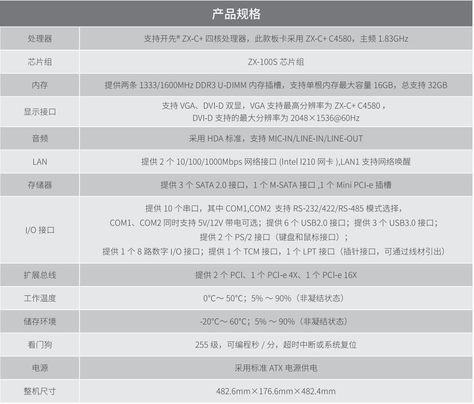 研祥 IPC-710 工业电脑
