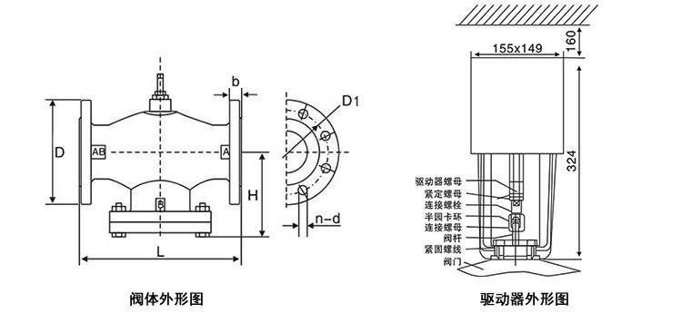 OSA92/93系列智能型电动调节阀(法兰式)
