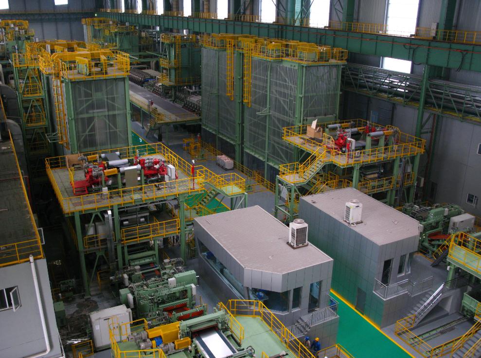 轧机设备安装公司深受市场欢迎的原因