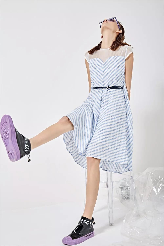 阿莱贝琳品牌折扣女装店2020上新【西子印象】系列