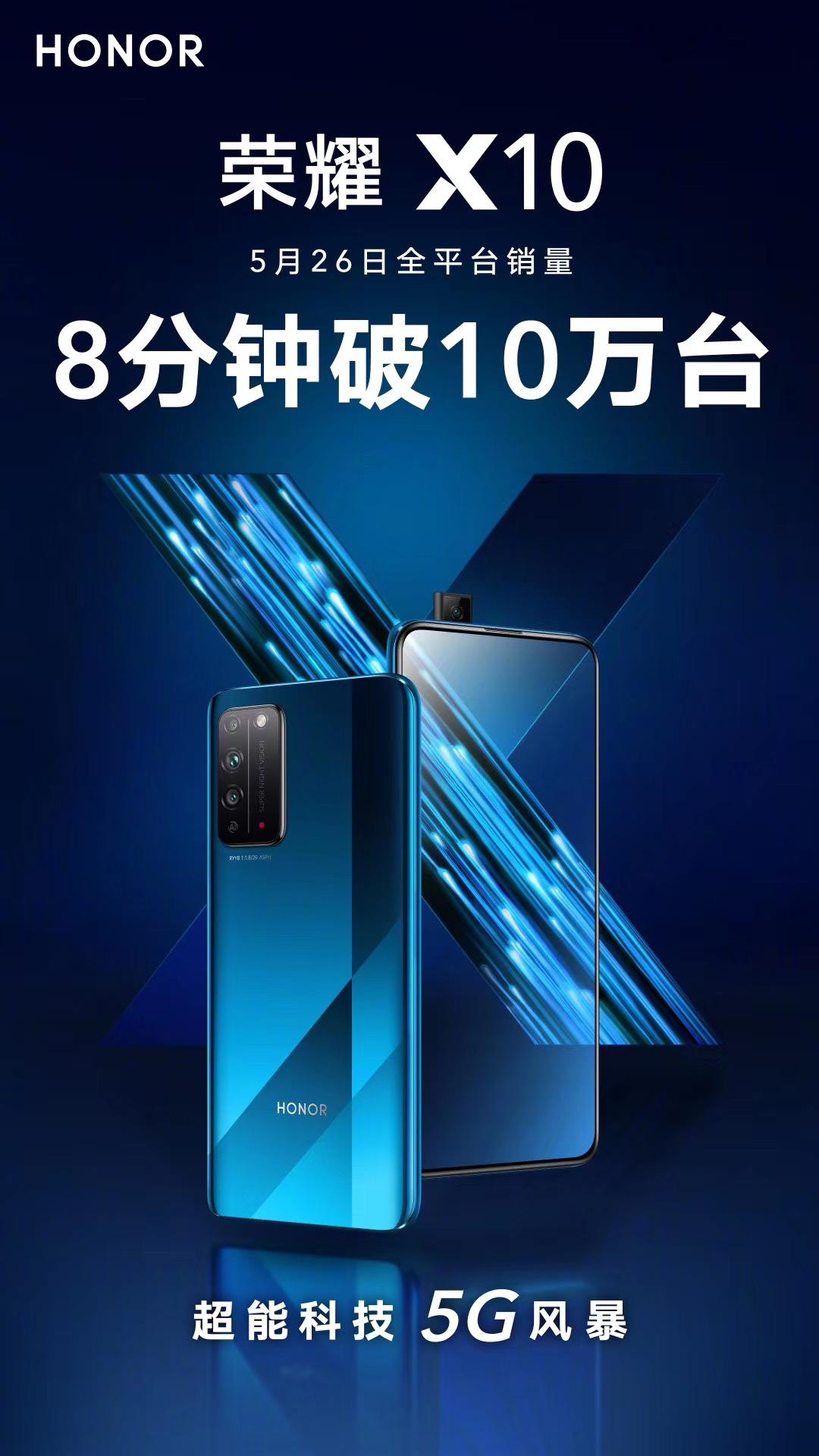 行业首款红外测温5G手机!看完荣耀Play4系列发布会,有些话,不得不讲!