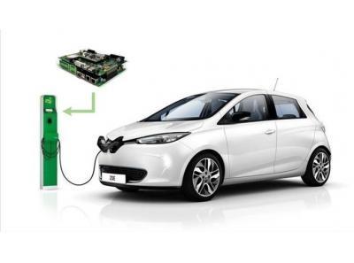 充电桩计费控制单元整体解决方案