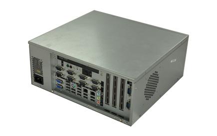 威强电 ATMCTR-U600 3U 金融工控主机平台