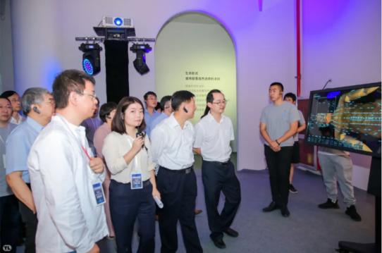 慧医谷产品落户未来科技馆 展现手机万博官网登陆新魅力
