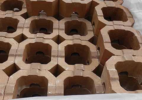 玻璃窯用鎂磚