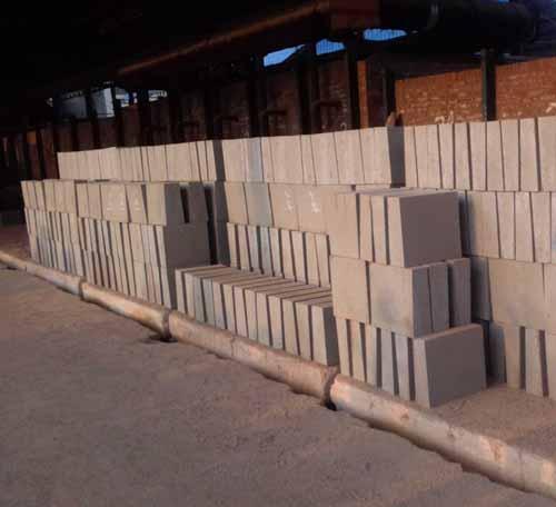 磷酸盐结合高铝耐磨砖