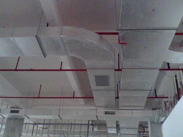 通风管道是建筑通风的重要设施