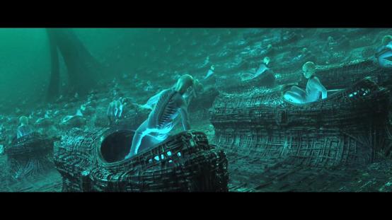 影视项目:难道人类真的是外星种族创造出来的杀戮机器吗?