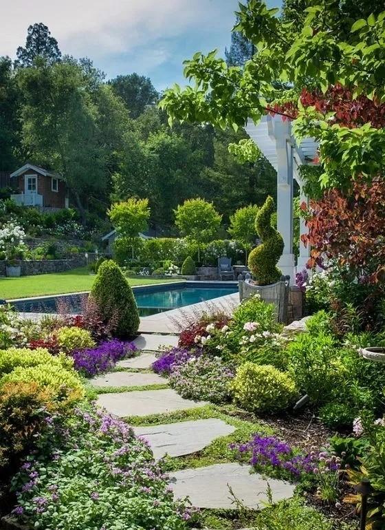 别墅花园施工需要注意什么?