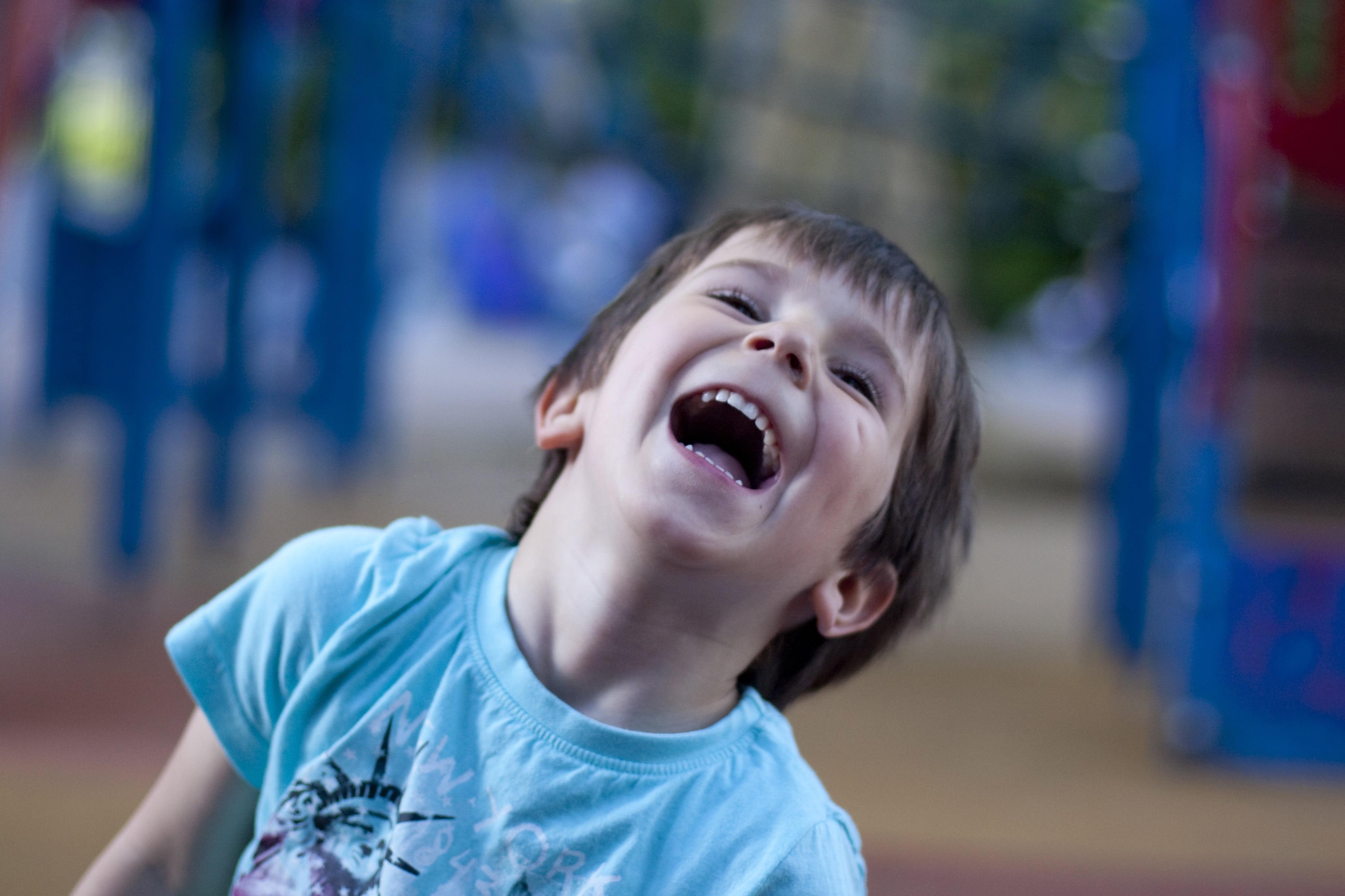 六一儿童节 | 你的笑容让世界都变得柔软起来