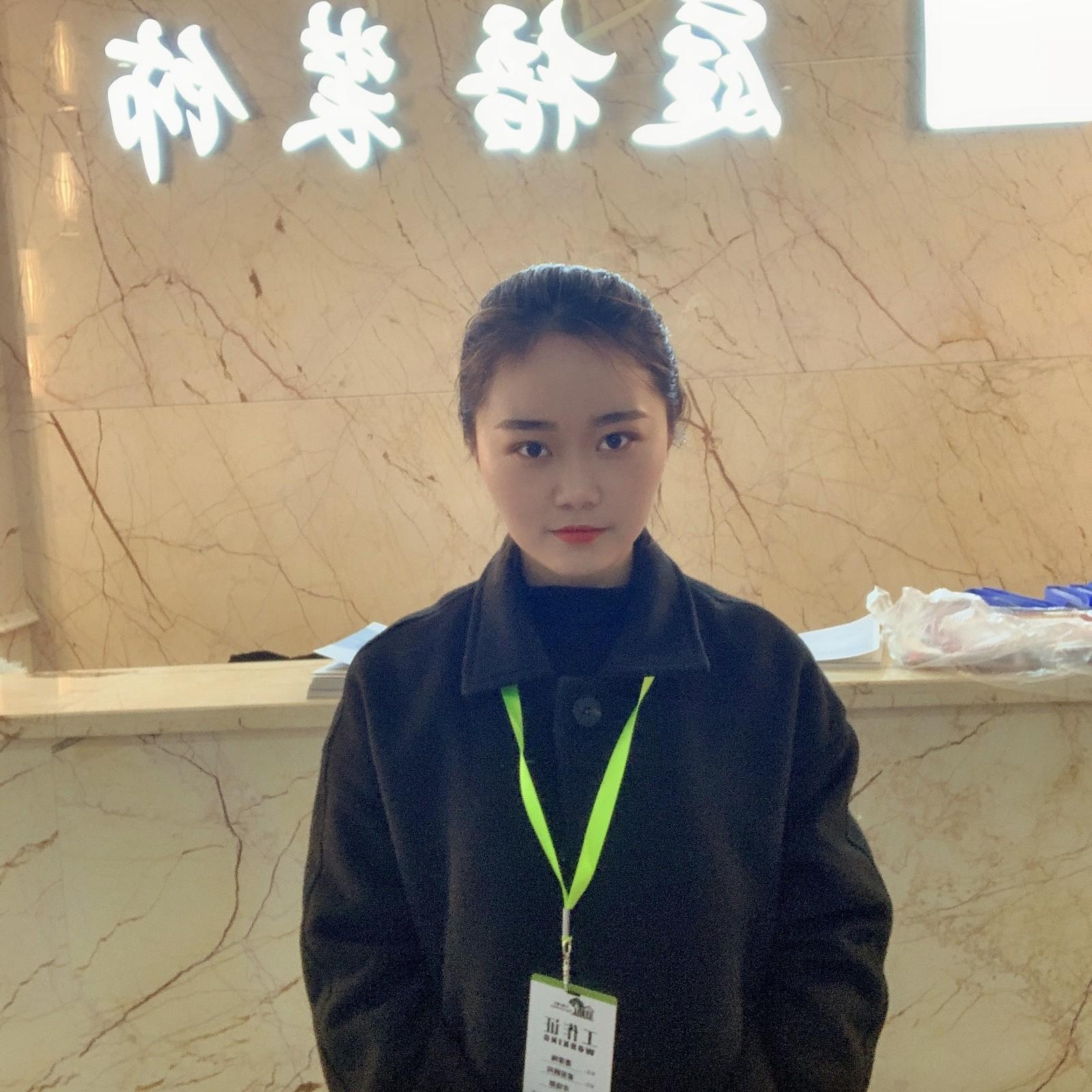 就业明星:姜荣梅|相信自己,做的更好