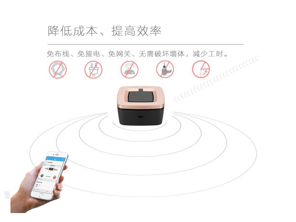 居家必备,NB-IoT智能物联网燃气报警器